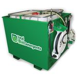 Dispensing & Recovery System for Engine Coolants