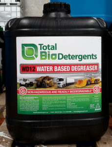 Water based degreaser & cleaner - Total Coolants Perth